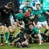 'The difference now is we're not favourites going into this quarter-final'