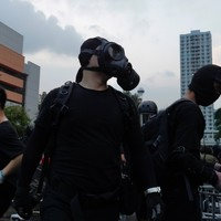 Xi Jinping warns of 'smashed' bodies and 'bones ground to powder' as Hong Kong protests continue