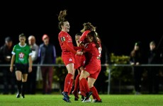 The breathtaking Shels goal that sparked the title race to life needs to be watched over and over