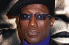 Wesley Snipes ordered to start three-year jail sentence