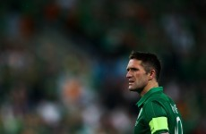 Poll: Should Trap drop Robbie Keane for the Spain game tomorrow?