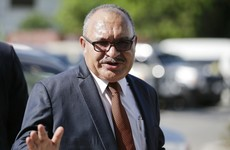 Arrest warrant issued for Papua New Guinea's ex-prime minister