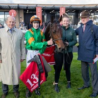 17-year-old Sheridan still pinching himself after seizing his big opportunity at the Curragh