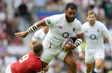 Vunipola 'very likely' to line out for England against Australia