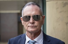 Jurors in Paul Gascoigne sexual assault trial shown photos of him kissing