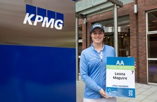 'The dream has always been to get onto the LPGA. If a girl from Cavan can do it, then anybody can'
