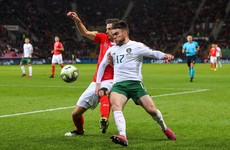 As it happened: Switzerland v Ireland, Euro 2020 qualifiers