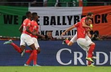 The Swiss goals that ended Ireland's unbeaten run in the Euro 2020 qualifiers