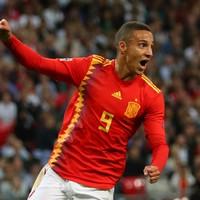 Rodrigo's last-gasp equaliser secures Spain's qualification for Euro 2020