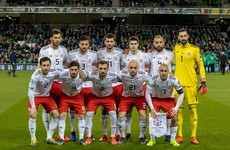 Georgia overcome Gibraltar in 5-goal thriller