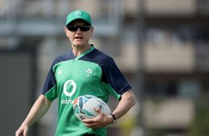 Joe Schmidt has transformed Ireland's approach to facing the All Blacks