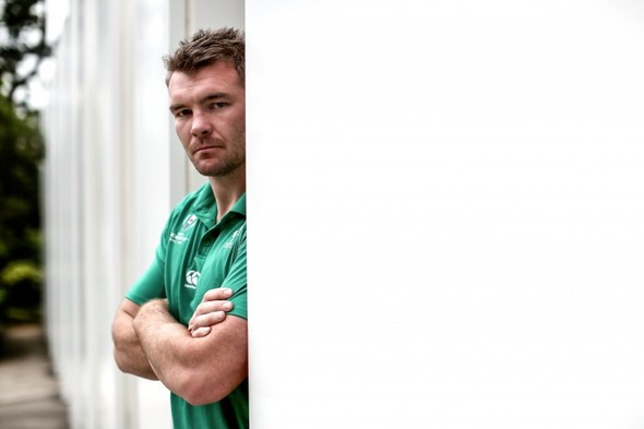 O'Mahony primed for the 'biggest' game of his career against All Blacks