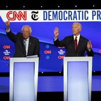 US Democratic debate focuses on healthcare, gun control and taking on billionaires