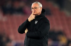 'Sampdoria are not Fulham' - Premier League-winning boss Ranieri confident of Serie A success