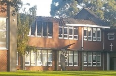Large blaze causes significant damage to Dublin school