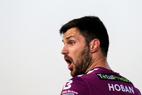Major boost for Dundalk as leading goalscorer Hoban commits future