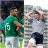 Kearney and O'Mahony recalled as Schmidt names team to face All Blacks