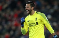 Liverpool receive double fitness boost ahead of Man United test