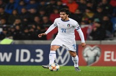 Italy's teen sensation plays up Pirlo and Gattuso comparisons