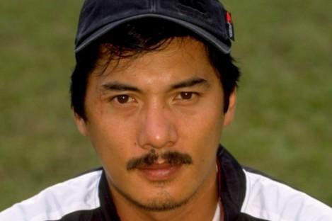"""""""Mr Rugby"""" Seiji Hirao."""