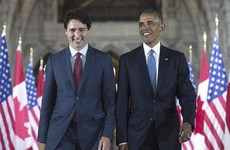 'Thanks my friend': Barack Obama endorses Justin Trudeau in unprecedented move