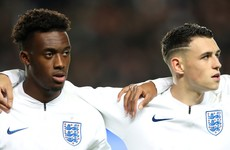 Hudson-Odoi slams 'disgusting' racist abuse and supports idea of England walking off the pitch