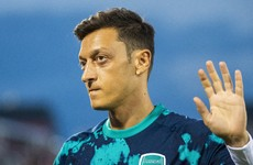 'I'm going nowhere' - Ozil vows to honour contract at Arsenal