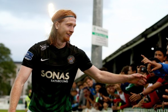 How Bray's local hero fell in love with football again