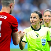 World Cup final referee Stéphanie Frappart to officiate second leg of new cross-border competition