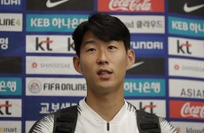 'I think it's a huge achievement just to return safely' - Spurs star after match against North Korea