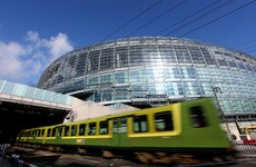Lansdowne Road Dart Station to close for Ireland's crucial qualifier with Denmark
