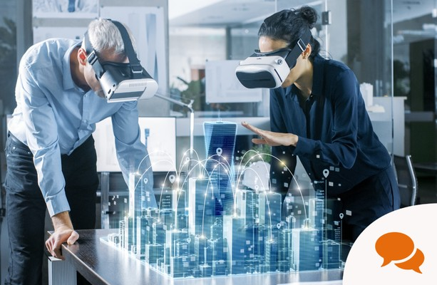 Augmented and virtual reality are shaping the future of how business interacts with customers