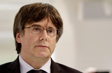 Fugitive ex-Catalan leader hands himself in to authorities after new warrant issued