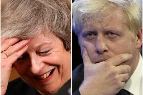 Quiz: Who said it - Theresa May or Boris Johnson?