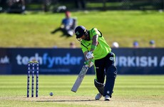 Stirling and Balbirnie fire Ireland to perfect World T20 qualifying start