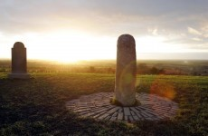 Condemnation for suspected vandalism of Tara national monument