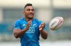 Reece and Bridge can give All Blacks a 'fearless' edge against Ireland