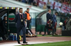 Bulgaria head coach resigns after racism row at England match