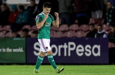 Cork City end on a high at home, as they upset Dundalk