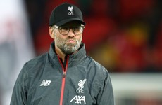 'It looks like they want to help Man United' - Jurgen Klopp criticises media