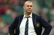 Distraught Cheika says Wallabies 'gave it everything'