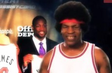 Mike Tyson's tribute song to LeBron James is horrifically amazing