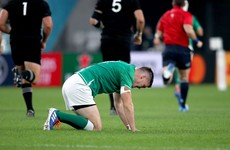 Watch: Disaster for Ireland as New Zealand strike for three early tries
