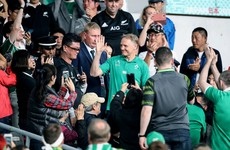 Schmidt's attempt to build Ireland into immovable object crumbles before our eyes