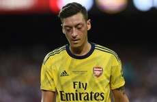 'It's embarrassing that Ozil is not featuring for Arsenal. He has to take a look at himself' - Keown
