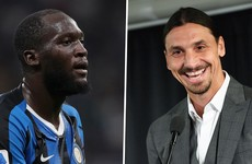 'I'll give you £50 for every decent first touch you make': Zlatan reveals Lukaku snubbed bet