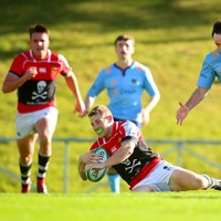 Two tries from Poland help UCC stay top of the table, while Cork Con outgun Lansdowne