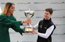 Ireland's Oisin Murphy crowned Champion Jockey at Ascot