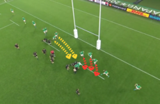 Analysis: Ireland's abysmal opening quarter sets tone for All Blacks hammering