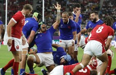 As it happened: Wales v France, Rugby World Cup quarter-final